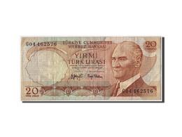 [#306390] Turquie, 20 Lira Type Atatürk - Turquie