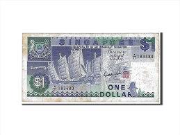 [#110006] Singapour, 1 Dollar Type 1987 - Singapour