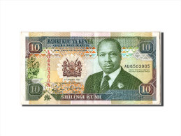 [#305067] Kenya, 10 Shillings Type Toroitich - Kenya