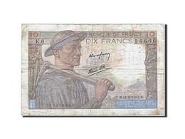10 Francs, Type Mineur - 1871-1952 Frühe Francs Des 20. Jh.