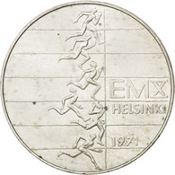 Finlande, République, 10 Markkaa, 1971, KM 52 - Finlande