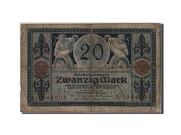 Allemagne, 20 Mark Type 1915-19 - [ 3] 1918-1933 : République De Weimar