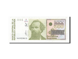 [#157305] Argentine, 500 Australes Type Avellaneda - Argentine