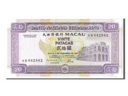 [#108236] Macao, 20 Patacas Type 1996 - Macao