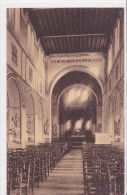 SINT-BAAFS-VIJVE : Het Inwendige Der Romaansche Kerk - Wielsbeke