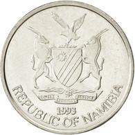 Namibie, République, 10 Cents 1993, KM 2 - Namibie