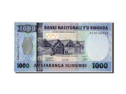 [#306065] Rwanda, 1000 Francs Type 2003 - Rwanda