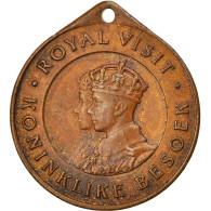 [#68952] Afrique Du Sud, Visite Royale, Médaille - Royaux / De Noblesse