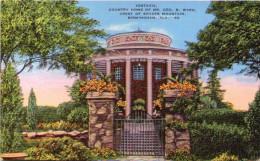 Vestavia - Crest Of Shades Mountain - Birminghamestavia, Country Home Of George B. Ward, Birmingham, Alabama - Etats-Unis
