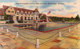 The Birmingham Country Club And Pool - Birmingham, Alabama - Etats-Unis