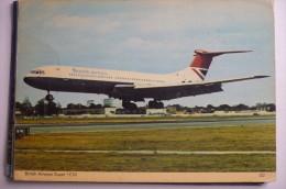 BRITISH AIRWAYS  VC 10 - 1946-....: Moderne