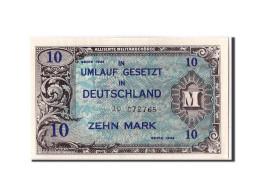 [#306091] Allemagne, 10 Mark Type 1944 - [ 5] Ocupación De Los Aliados