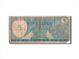 [#304725] Suriname, 5 Gulden Type 1982 - Surinam