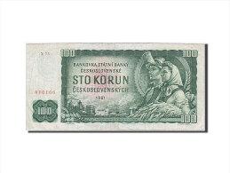 [#257046] Tchécoslovaquie, 100 Korun, Type 1960-1964 - Tchécoslovaquie