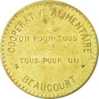 [#85358] Beaucourt, Coopérative Alimentaire, 10 Centimes, Elie 10.1 - Monétaires / De Nécessité