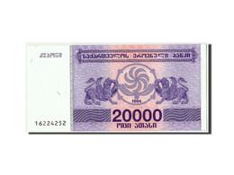 Géorgie, 20 000 Laris Type 1993 - Géorgie