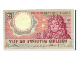 [#83483] Pays-Bas, 25 Gulden Type 1955, Pick 87 - [2] 1815-… : Kingdom Of The Netherlands