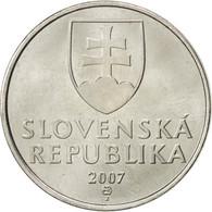 Slovaquie, République, 5 Koruna 2007, KM 14 - Slovaquie