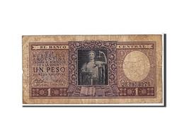 [#110722] Argentine, 1 Peso Type 1956 - Argentine