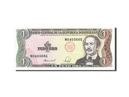 [#257984] République Dominicaine, 1 Peso Oro, Type Duarte - Dominicaine