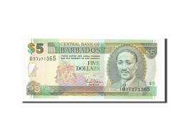 Barbades, 5 Dollars Type Worrell - Barbados