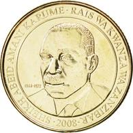 Tanzanie, 200 Shilingi 2008, KM 34 - Tanzanie