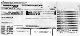 AIR FRANCE  Formulaire de Remboursement