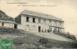 CPA - Environs De CAUTERETS (65) - Hôtellerie Du Col De Riou - Cauterets