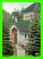 SAINT-BENOIT-DU-LAC, QUÉBEC - ABBAYE BÉNÉDICTINE - TOUR SAINT-BENOIT - PHOTO, J, CÔTÉ - - Quebec