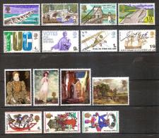 Great Britain 1968 - Year Set (incomplete) - 1952-.... (Elizabeth II)