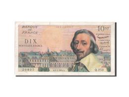 [#204931] 10 Nouveaux Francs Type Richelieu, 4 Janvier 1963, Fayette 57.22 - 1959-1966 ''Nouveaux Francs''