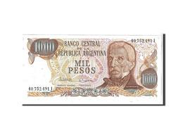 [#109736] Argentine, 1000 Pesos Argentinos Type 1984 - Argentine