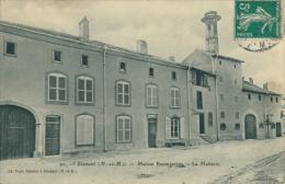 54 BLAMONT / Maison Baumgarten, La Malterie / - Blamont