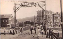 LE TREPORT - Le Pont Tournant - Le Treport