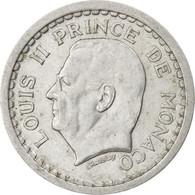 Monaco, Louis II, 1 Franc ND (1943), KM 120 - Monaco