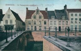 BE DIXMUDE / De Papegaaibrug A Yser / - Diksmuide