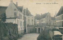 BE DIXMUDE / Le Canal De Handzaeme / - Diksmuide