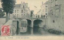 BE DIXMUDE / Le Pont Des Remparts / - Diksmuide