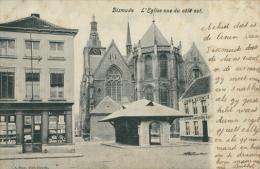 BE DIXMUDE / L'Eglise / - Diksmuide