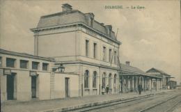 BE DIXMUDE / La Gare / - Diksmuide