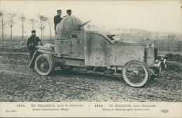BE DIXMUDE / Auto Mitrailleuse Belge / - Diksmuide