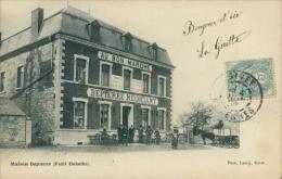 BE DOISCHE / Maison Depierre / - Doische