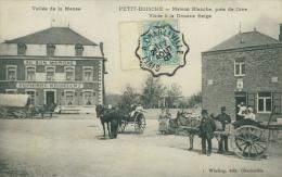 BE DOISCHE / Maison Blanche, Visite à La Douane Belge / - Doische