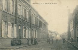 BE DOTTIGNIES / Rue De Mouscron / - Andere