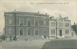 BE DOUR / La Maison Communale Et La Justice De Paix / - Dour