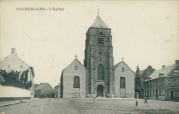 BE ELLEZELLES / L'Eglise / - Ellezelles