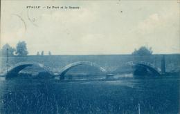 BE ETALLE / Le Pont Et La Semois / - Etalle