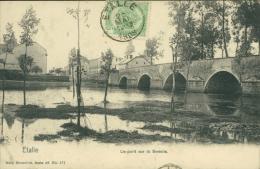 BE ETALLE / Le Pont Sur La Semois / - Etalle
