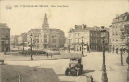 BE ETTERBEEK / Place Saint Pierre / - Belgium