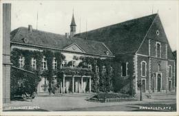 BE EUPEN / Rathausplatz / - Eupen